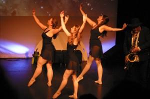 Theatershow Jessie Kleine 2014