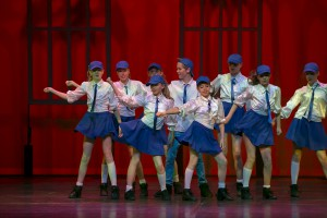 Streetdance Alice in Wonderland 2014